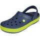 Crocs Crocband - Sandales - vert/bleu